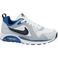 Nike Air Max Trax weiss/grau/blau Sneaker Herren (Größe 44,5+46)