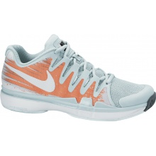 Nike Zoom Vapor 9.5 Tour weiss/orange Tennisschuhe Damen