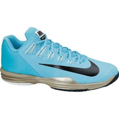 Nike Lunar Ballistec blau Tennisschuhe Herren