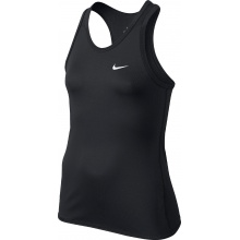 Nike Tank Advantage Court schwarz Girls