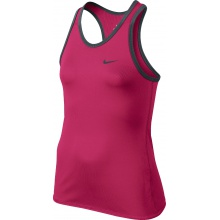 Nike Tank Advantage Court fuchsia Girls