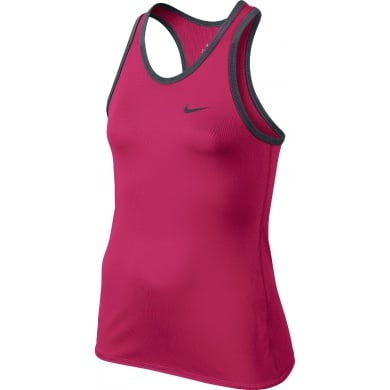Nike Tank Advantage Court fuchsia Girls (Größe 152+164)
