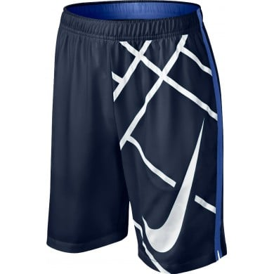 Nike Short Court GFX 2015 navy Boys (Größe 164)