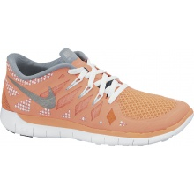 Nike Free 5.0 2014 orange Laufschuhe Kinder