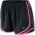 Nike Short Tempo schwarz/pink 075 Damen