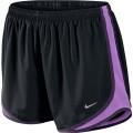 Nike Short Tempo schwarz/violett 078 Damen