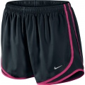 Nike Short Tempo New schwarz/rose 086 Damen