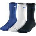 Nike Tennissocken Fly Crew sortiert b/w/s 3er Herren