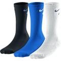 Nike Tennissocken Graphic Crew Kinder sortiert s/b/w 3er
