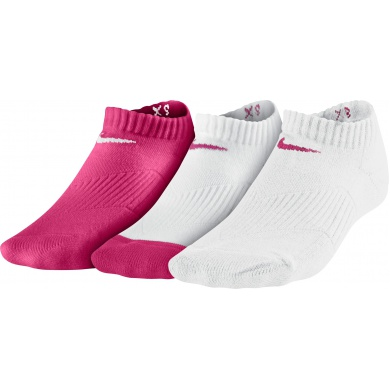 Nike Tennissocken No Show sortiert p/w/w 3er Girls
