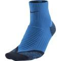 Nike Laufsocke Elite Cushion QTR 2014 blau Herren