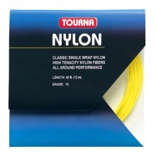 Tourna Nylon gold 200 Meter Rolle