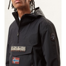 Napapijri Jacke Rainforest Summer Pocket schwarz Herren