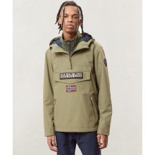 Napapijri Jacke Rainforest Summer Pocket olive Herren