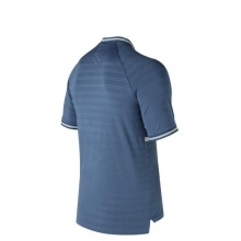 New Balance Tshirt Tournament Henley blau Herren