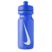 Nike Trinkflasche Big Mouth royal