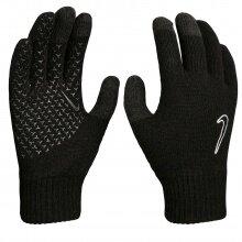 Nike Laufhandschuhe Knitted Tech und Grip 2.0 schwarz