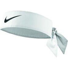 Nike Stirnband Tennis weiss