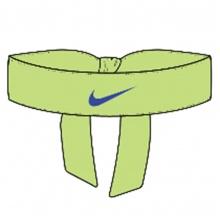 Nike Stirnband Promo lime