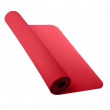 Nike Fitness Yogamatte Fundamental 3mm rot