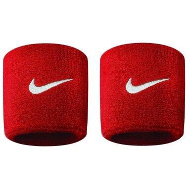 Nike Schweissband Swoosh rot 2er