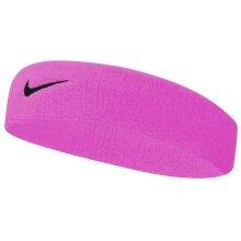 Nike Stirnband Swoosh pink 1er