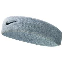 Nike Stirnband Swoosh grau/schwarz