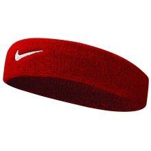 Nike Stirnband Swoosh rot