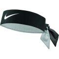 Nike Stirnband Tennis schwarz