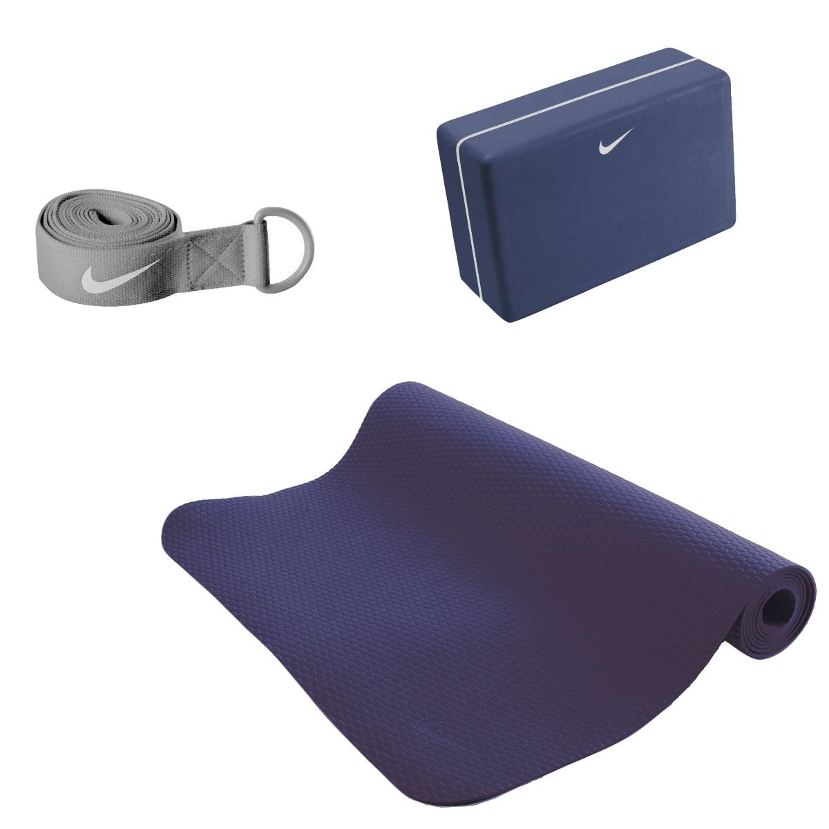 agenda cúbico horno  Nike Fitness Essential Yoga KIT 2017 dunkelblau online bestellen