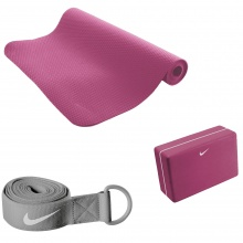 Nike Fitness Essential Yoga KIT vivid pink