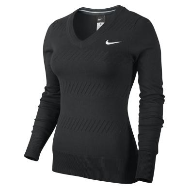 Nike Sweater schwarz Damen