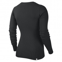 Nike Sweater schwarz Damen