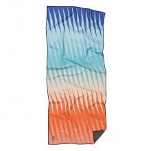 Nomadix Duschtuch (Strandtuch) Heatwave rot/blau 76x185cm