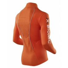 X-Bionic Ski Beaver Longsleeve Zip-Up orange Herren