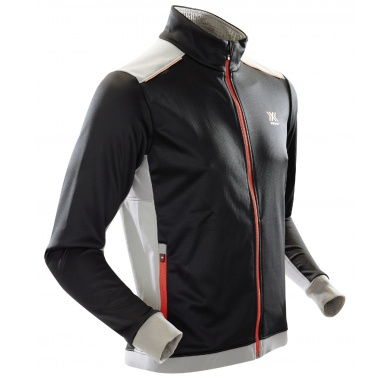 X-Bionic Ski Transmission Jacke Advanced schwarz Herren