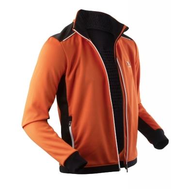 X-Bionic Ski Transmission Jacke Advanced orange Herren