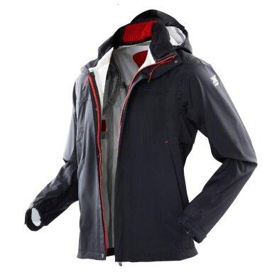 X-Bionic Outdoor Rain Jacke Jacke schwarz Damen