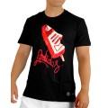 adidas Tshirt IScream schwarz Herren