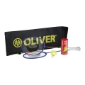 Oliver Federball Set Speedlight 500 (2xSchläger,1x3er Dose,1xHülle)