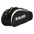 Oliver Racketbag Top Pro schwarz/weiss - 2 Hauptfächer