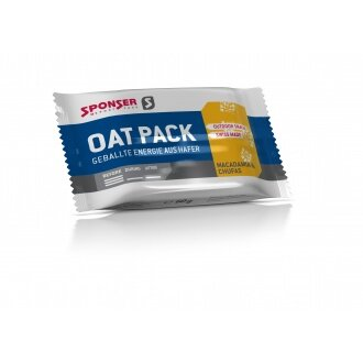 Sponser Energy Oat Pack Macadamia/Chufas einzeln