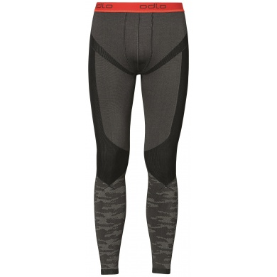 Odlo Pant Blackcomb Evolution Warm schwarz Herren