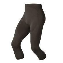 Odlo Pant 3/4 Evolution Warm schwarz Herren