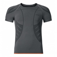 Odlo Tshirt Evolution Light s/s crew neck grau Herren