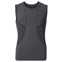 Odlo Singlet Evolution Light grau Herren (Größe S)
