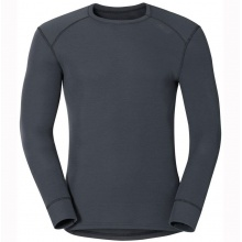 Odlo Longsleeve Warm Crew Neck india ink Herren