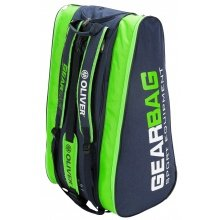 Oliver Racketbag Gearbag blau/grün