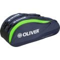 Oliver Racketbag Top Pro blau/grün