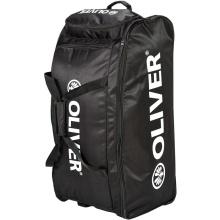 Oliver Sportreisetasche Travelbag XL mit Rollen schwarz